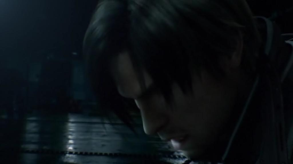 Leon Kennedy Images Leon In Re Damnation Hd Wallpaper And