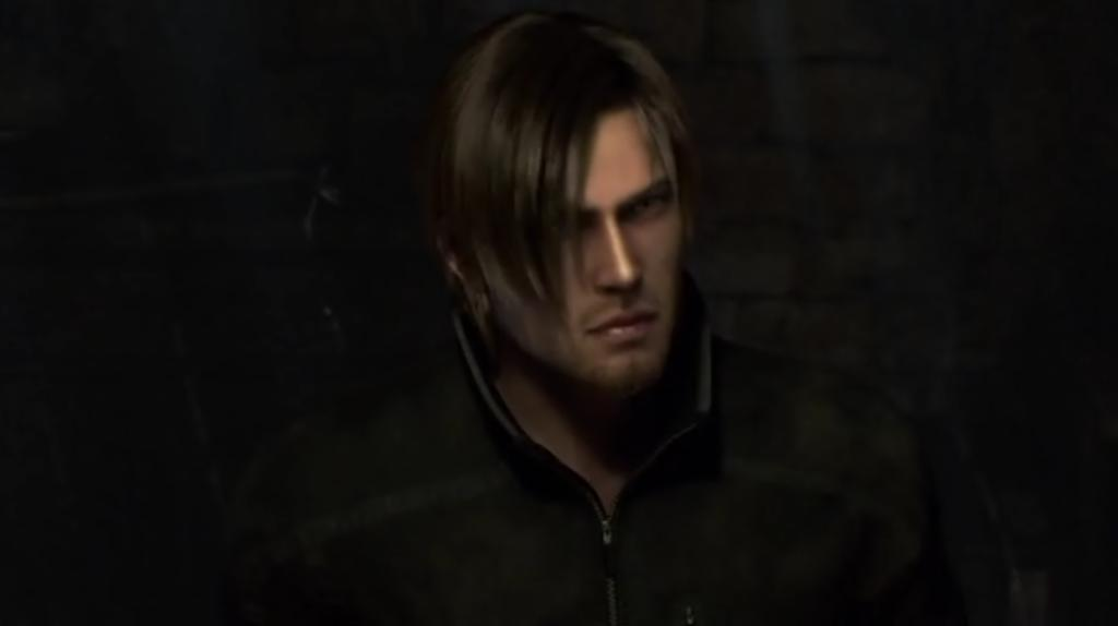 Leon in RE: Damnation
