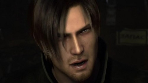 Leon Kennedy 바탕화면 entitled Leon in RE: Damnation