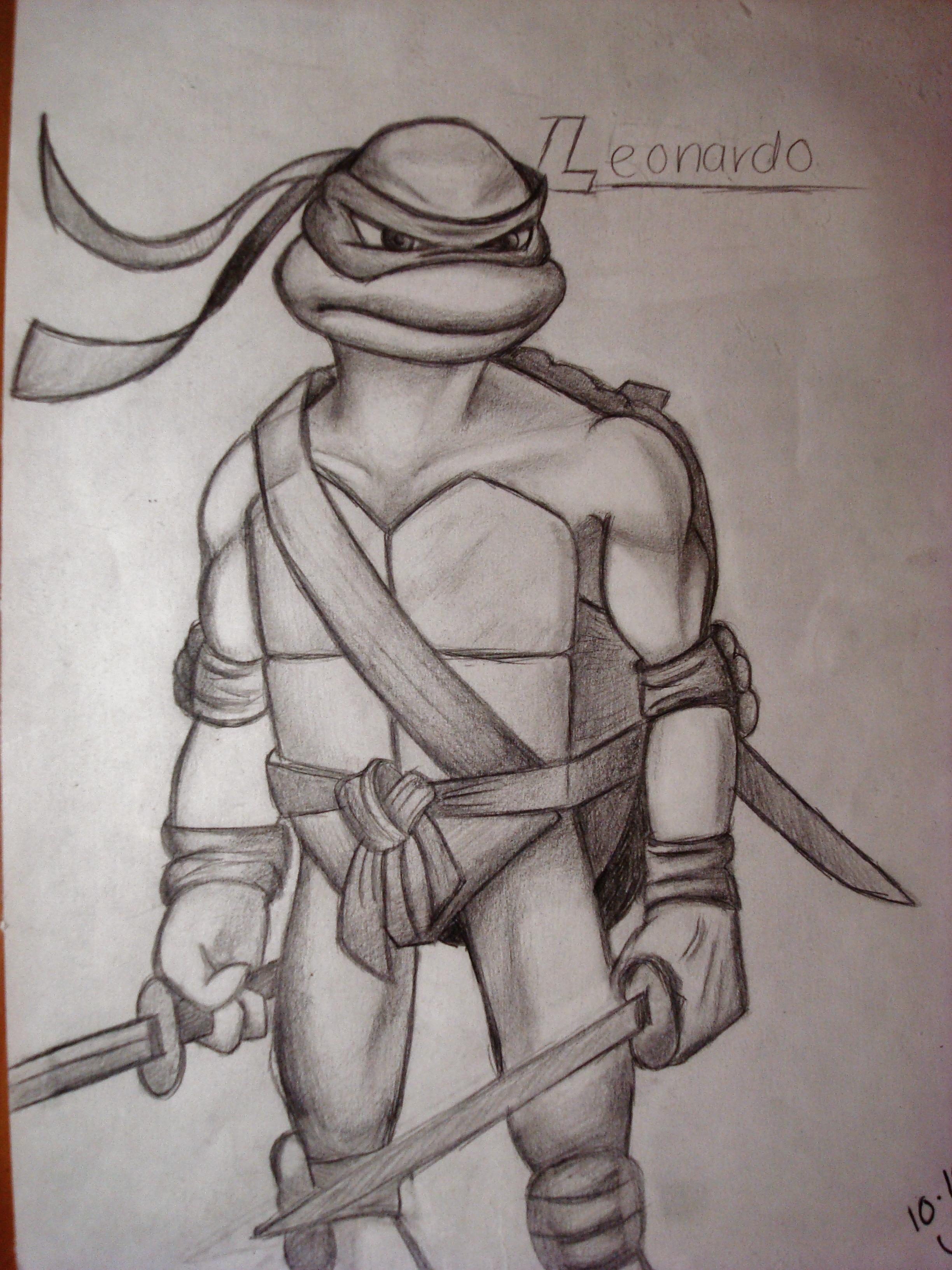 Teenage Mutant Ninja Turtles Images Leonardo TMNT HD