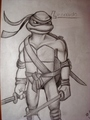 Leonardo TMNT - teenage-mutant-ninja-turtles fan art