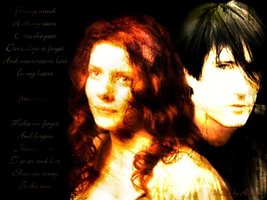 Lily Severus Severus Snape Wallpaper 32779871 Fanpop