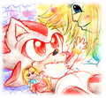 Little Shadow - shadow-the-hedgehog photo