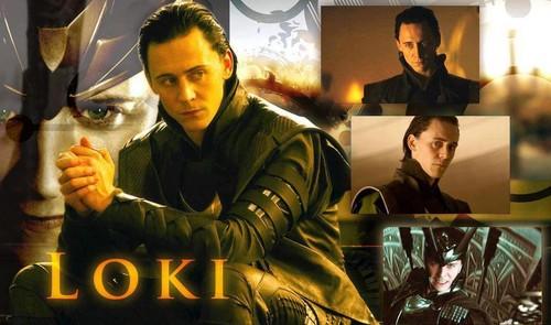 Loki fã Art