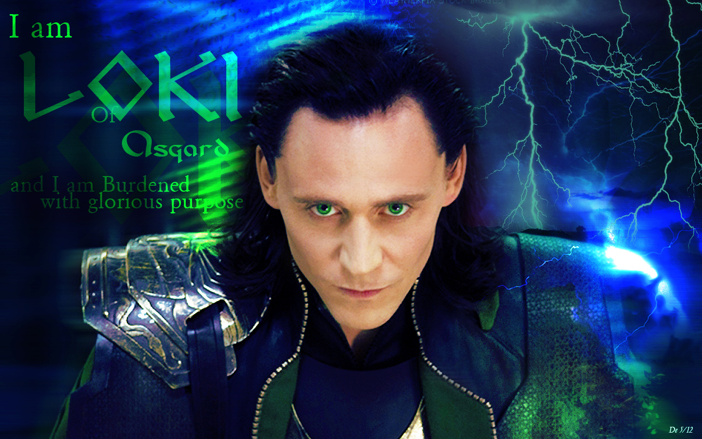 Loki - Loki (Thor 2011) Wallpaper (32733756) - Fanpop