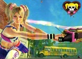 Lollipop chainsaw wallpaper - lollipop-chainsaw photo