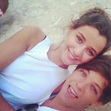 Lou and El♥