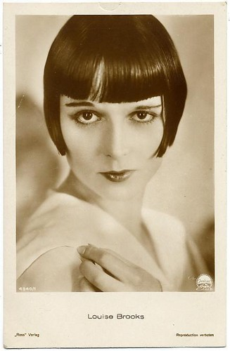 Louise Brooks 바탕화면 titled Louise