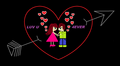 Love u 4 ever