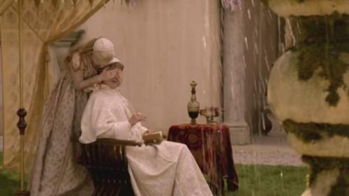 Lucrezia and Rodrigo