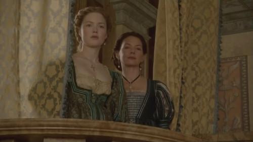 Lucrezia and Vanozza
