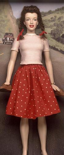 Marilyn Monroe 玩偶