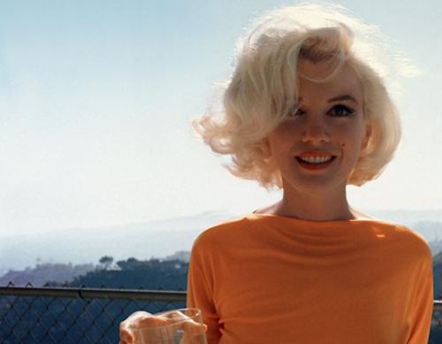 Marilyn 照片