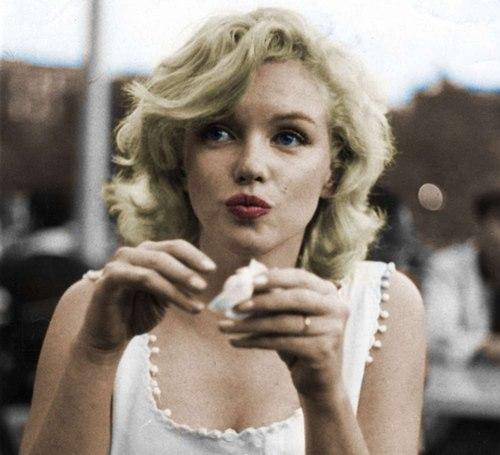 Marilyn 사진