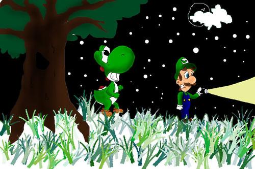 Mario Hunting