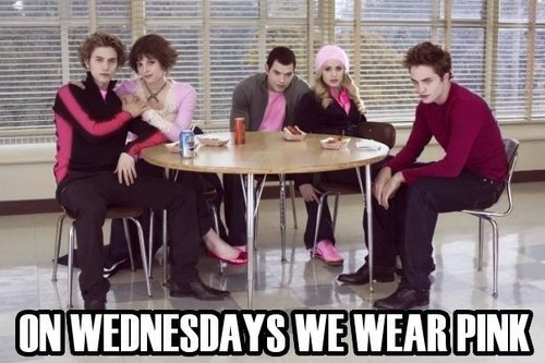 Mean girls moment