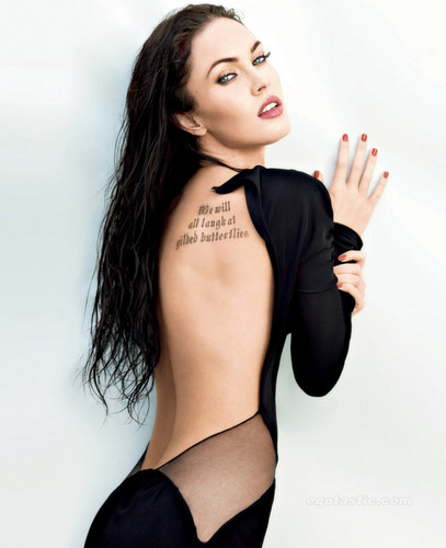 Megan Fan Art