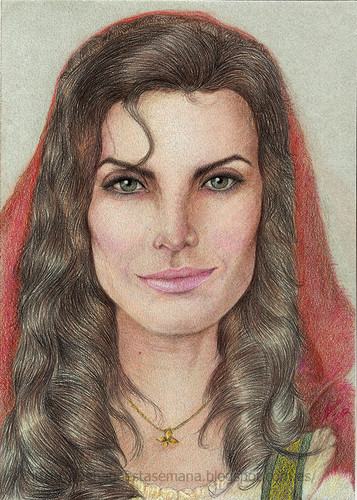 Once Upon A Time kertas dinding titled Meghan Ory