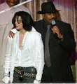 Michael And Good Friend, Steve Harvey - michael-jackson photo