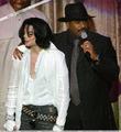 Michael And Good Friend, Steve Harvey - michael-jackson photo