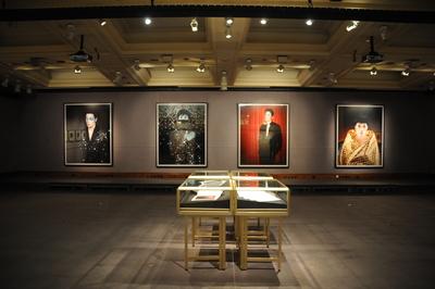 Michael Jackson bức ảnh Exhibit
