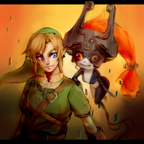 The Legend of Zelda wallpaper possibly with anime called Midna