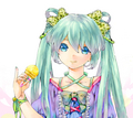 Miku Hatsune [2] - vocaloids photo