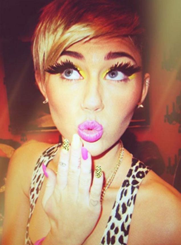 Miley Cyrus Instagram