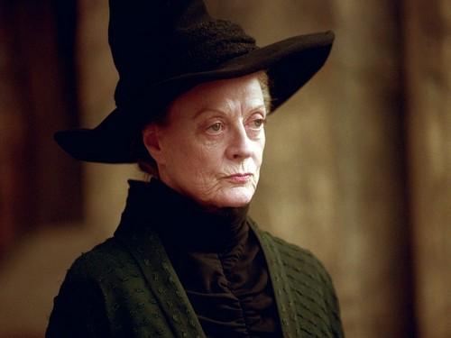 Minerva McGonagall پیپر وال