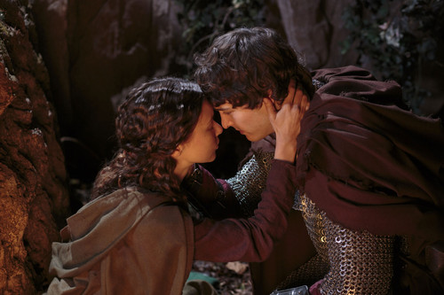 Mordred and Kara - Merlin Episode 5.11 Spoiler - Don't Read If 你 Really Don't Want to Know