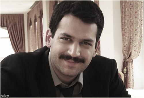 Murat Yildirim's smile