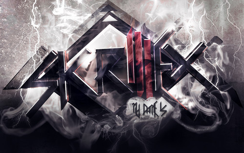 Skrillex images My Name Is SKRILLEX HD wallpaper and background photos