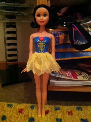 My new Snow White Doll