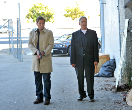 "NCIS - Unità anticrimine 10x06 - ""Shell Shock Part I"" Promo pictures"