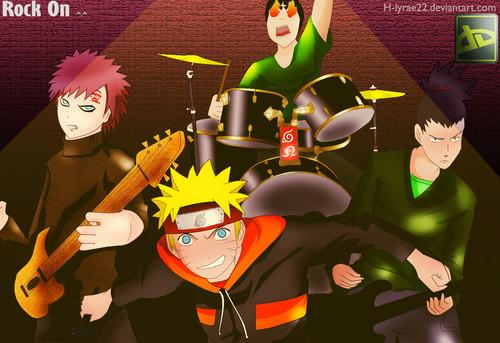 Наруто Band