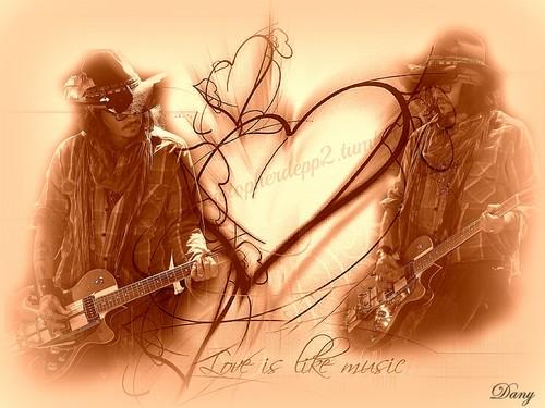 Johnny Depp wallpaper titled New Fanart of Johnny