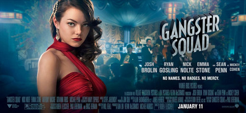 New 'Gangster Squad' Banner