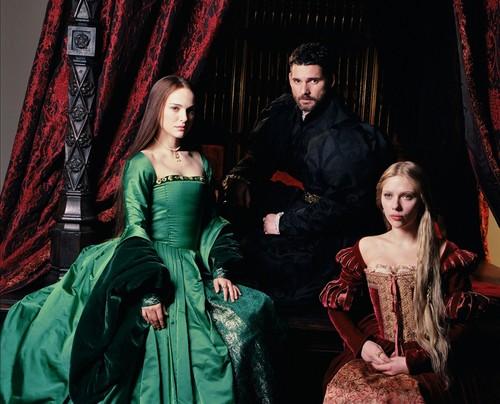 New The Other Boleyn Girl Promo Shoot!