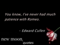 New moon quotes 21-40 - new-moon fan art