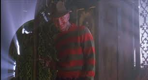 Freddy Krueger kertas dinding titled Nightmare On Elm jalan 4
