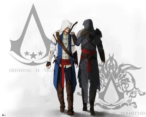 Nothing Is True Everything Is Permitted The Assassin S Fan Art