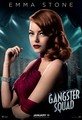 Official Gangster Squad Poster of Emma - emma-stone photo