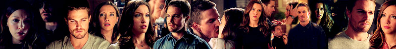 Oliver & लॉरेल Banner<3