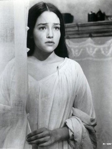 Olivia Hussey - Young