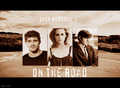 On The Road - garrett-hedlund photo