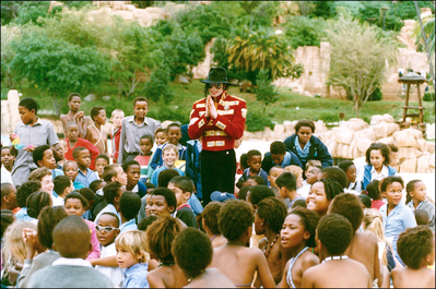 On Tour In South Africa Back In 1997