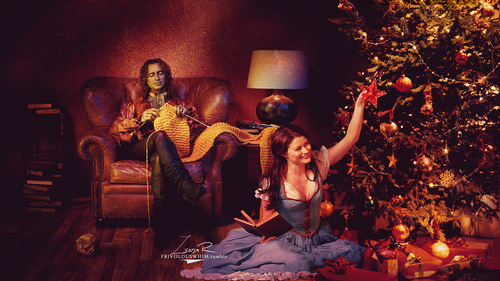 C'era una volta wallpaper titled Once Upon A Time - Winter Holidays / Natale