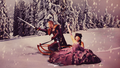 once-upon-a-time - Once Upon A Time - Winter Holidays / Christmas wallpaper