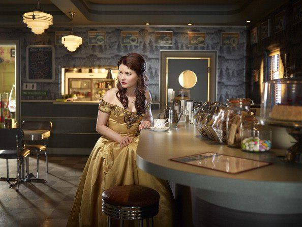Once Upon a Time - Season 2 - Cast Promo Photos- Belle