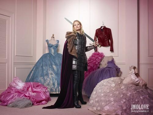 Once Upon a Time - Season 2 - Cast Promo Photos- Emma thiên nga